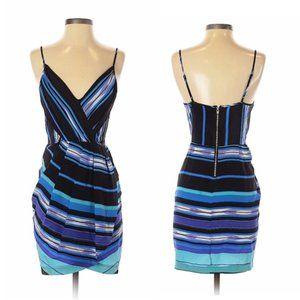 Yumi Kim silk tulip wrap dress XS